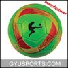 Popular Wholesale football soccer ball/custom print soccer ball/logo soccer ball GY-B257