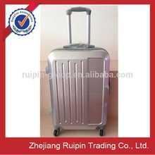 Hot Sale Silver Trolley High End Wheel Luggage