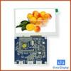 "4.3"" LCD Module with video and vga input 480x272 dots high brightness GDN-D43AT-GDS043WQ31H-U"