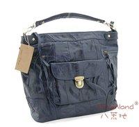 High Quality Fashion Black 100% Genuine Leather Ladies Bags Models Designer Genuine Cowhide Leather Handbag