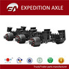 Germany type tandem 3 axles for trailers