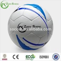 Zhensheng Antique leather soccer ball