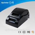58mm bill pos impresora térmica 90mm/s velocidad de impresión