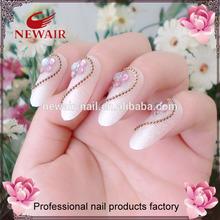VIVI nail wholesale metal line genius series nail tips