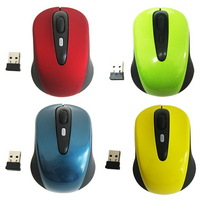 Cheap 2.4Ghz Wireless optical mouse