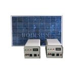 100w portable container home use solar power system used for mobile,lamp,fan,TV,notebook, computer,CE Rohs solar power generator