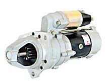 nissan excavator parts starter motor 24v