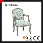 Reproduction Antique French Country Chair OZ-SW-041
