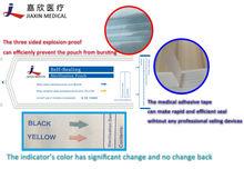 Dental self sealing sterilization pouches/paper bag