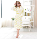 100 cotton printed women sexy nude nightwear