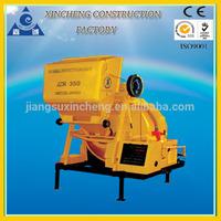 Portable Diesel Driven,good Capacity JZR 350 concrete cement auto mixer
