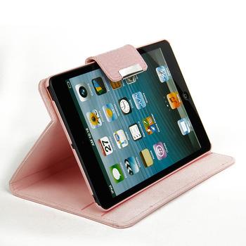 Stylus Support Smart Cover Sleep/Wake Function Case for Apple Ipad Mini