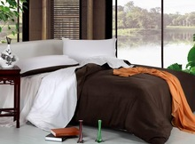 hotel luxury king size 100% cotton cheap quilt bedding/bleached bed sheet