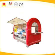 Carrello chiosco trainabile Used food carts for sale Steel food car