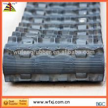 Winter rubber tracks /Snowmobile rubber track/ /snowmobilr parts/snowmobile trailers rubber track