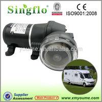 singflo 12V rv water pump automatic pressure switch