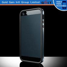 Hot Sale High Quality Black Case TPU+PC Bumper For Samsung S4