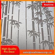 decorative pattern window vinyl sticker