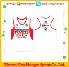 Quick dry sportswear running vests