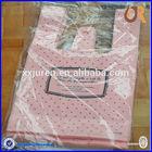 custom printed HDPE plastic bag for grocery