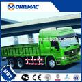 sinotruk howo 6x4 10t camión de carga las dimensiones