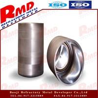 pure polishing nickel crucible tube for sale