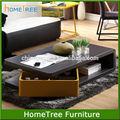 muebles para el hogar más nuevo estilo reciclado de madera mesa de café