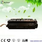 Black laser toner cartridges for hp 2613a toner cartridge