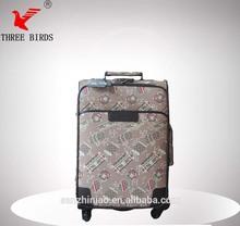 2012 EVA pu luggage set,luggage bag belt,luggage travel bags