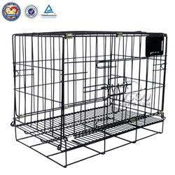 2014 Wholesale Steel Folding Dog Cage