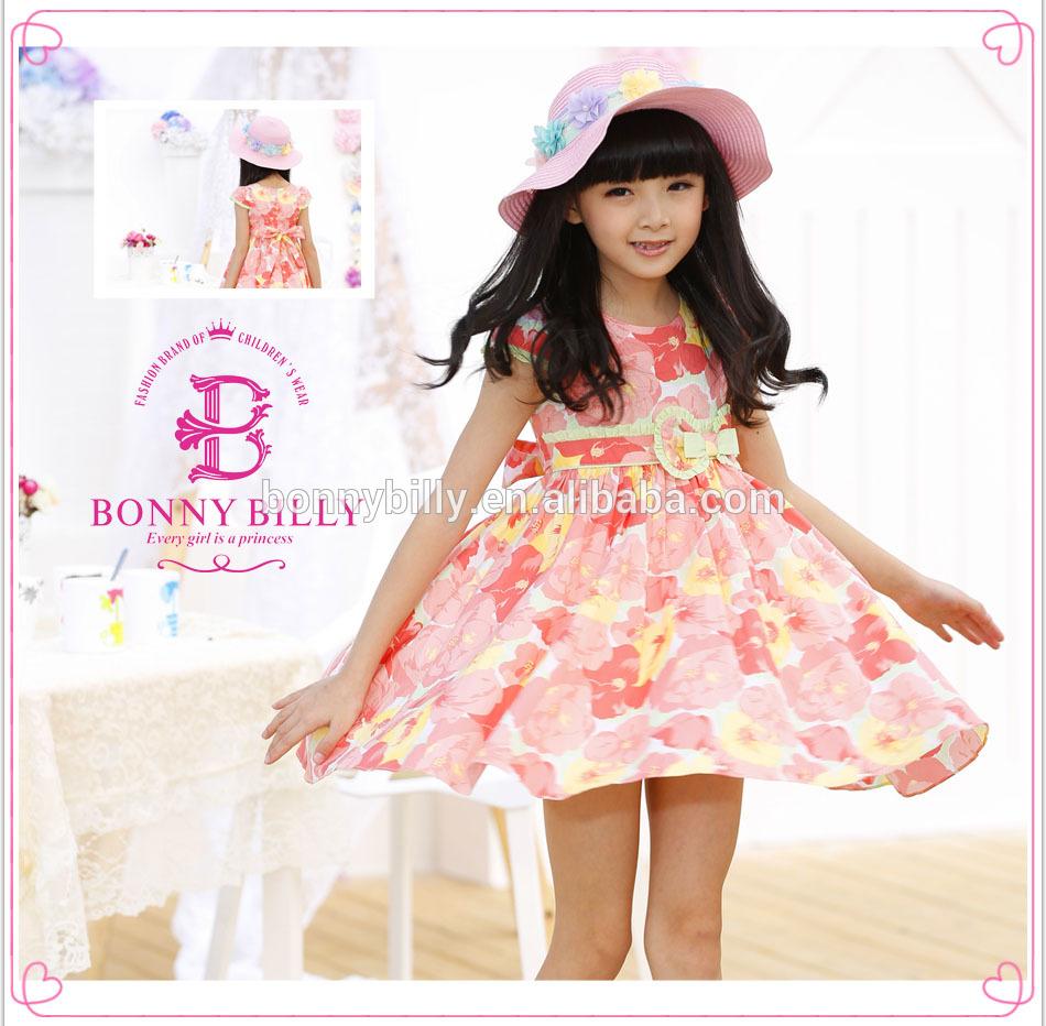 Crianças vestidos de moda, Menina primeira comunhão vestido 2014 novo estilo