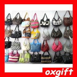 OXGIFT Factory giveaway women handbag,stock PU shoulder bag