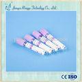 Médicos desechables de extracción de sangre edta tubo de vacío
