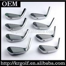 8pcs/set Custom Apex Pro Iron Club Heads Set(#4-9, Aw, Pw) Golf Forged Iron Head Preferred