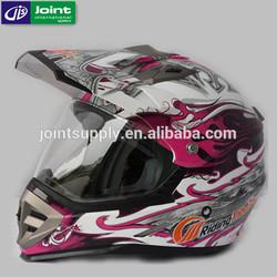 ABS Material ECE Full Face Cross Helmet In Motorcycle Helmets