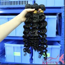 100% cheap tight curly hair bresilienne human hair weaving