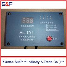 Combustible detectors car gsm alarm system