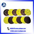 alúmina de gancho y lazo de disco abrasivo