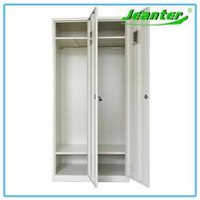 Metal Ventilated Wardrobe,clothing storage cabinet,home furniture,
