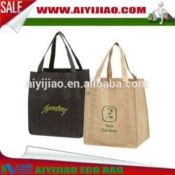 Non Woven PP Recycable Shopping Bag with Logo