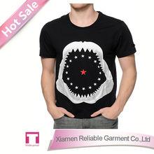 100% cotton t shirts for men cheap t shirts for resale/ custom men t shirts