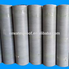bitumen hdpe self-adhesive waterproof membrane