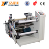 automatic paper and fabric slitting machine with PLC control