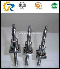 c7 rolled ball screw DFU4006 for cnc machine