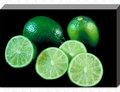 2014 vendita calda dipinti ad olio su tela di frutta, verde limone stampa su tela pittura di arte della parete