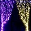 Outdoor xmas String Fairy Wedding led christmas curtain light