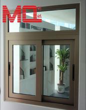 interior aluminum bronze color sliding windows MQ-83
