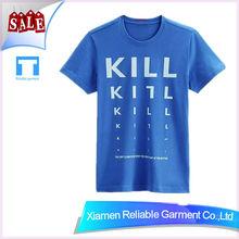 Promotional Custom Fashion Logo high quality boy t-shirts