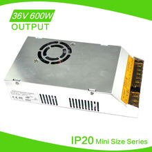 led light power supply 36v led power supply constant current 600w 36v led display power supply