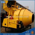 JZR350 self-drop wirerope diesel engine concrete mixer in Africa